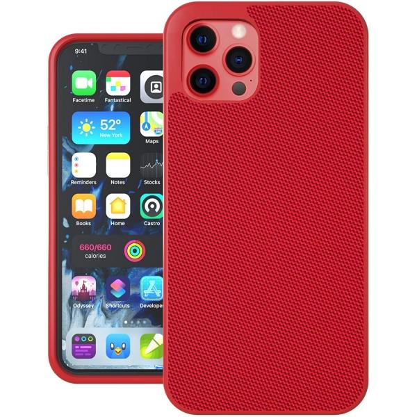 Evutec iPhone 12 AERGO Serisi Balistik Kılıf (MIL-STD-810G)