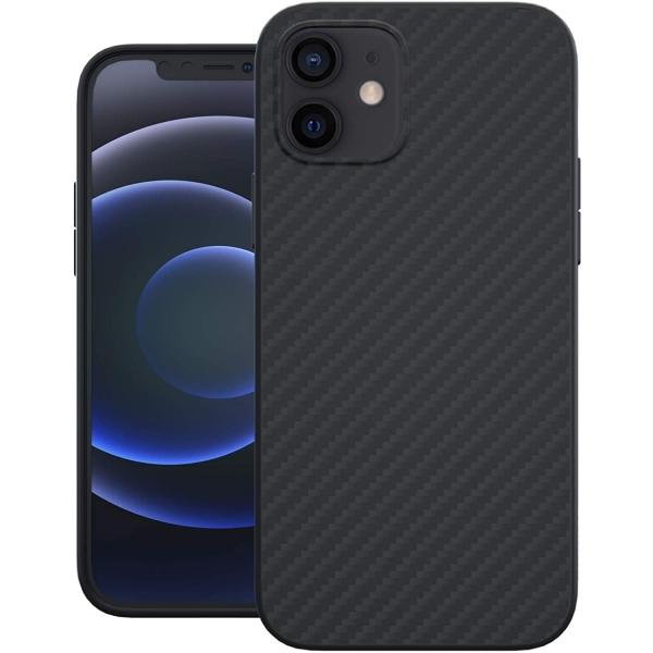 Evutec iPhone 12 Mini Aramid Fiber Kılıf (MIL-STD-810G)