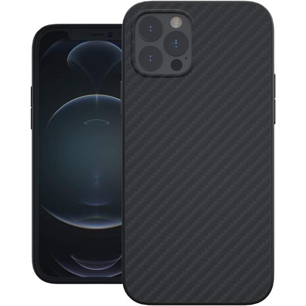 Evutec iPhone 12 Pro Max Aramid Fiber Kılıf (MIL-STD-810G)