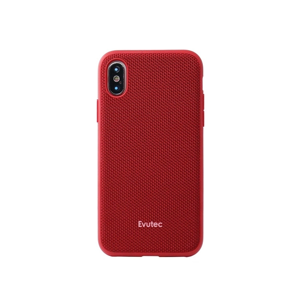 Evutec iPhone X AERGO Serisi Balistik Kılıf (MIL-STD-810G)
