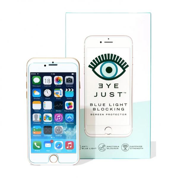EyeJust iPhone 8 Anti Mavi Işık Ekran Koruyucu