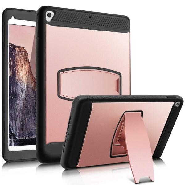Fingic iPad 9.7 Kılıf/Ekran Koruyucu (MIL-STD)