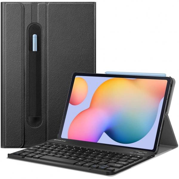 Fintie Galaxy Tab S6 Lite Klavyeli Kılıf (10.4 inç)