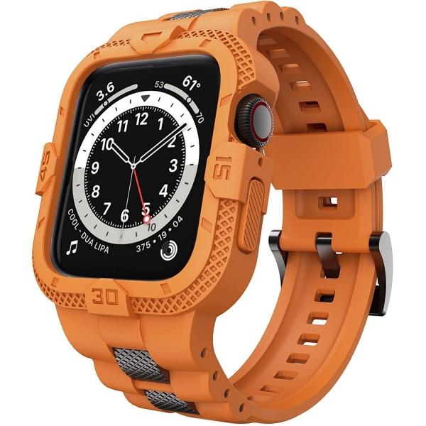 GELISHI Apple Watch 7 Koruyucu Kılıf (45mm)
