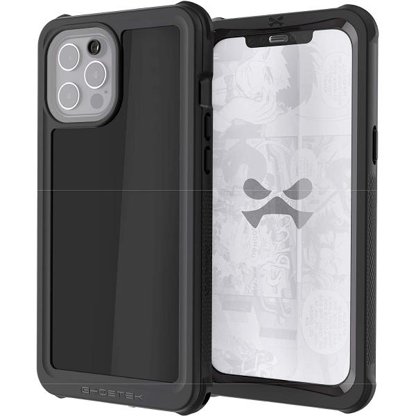 Ghostek iPhone 12 Nautical Serisi Su Geçirmez Kılıf (MIL-STD-810G)