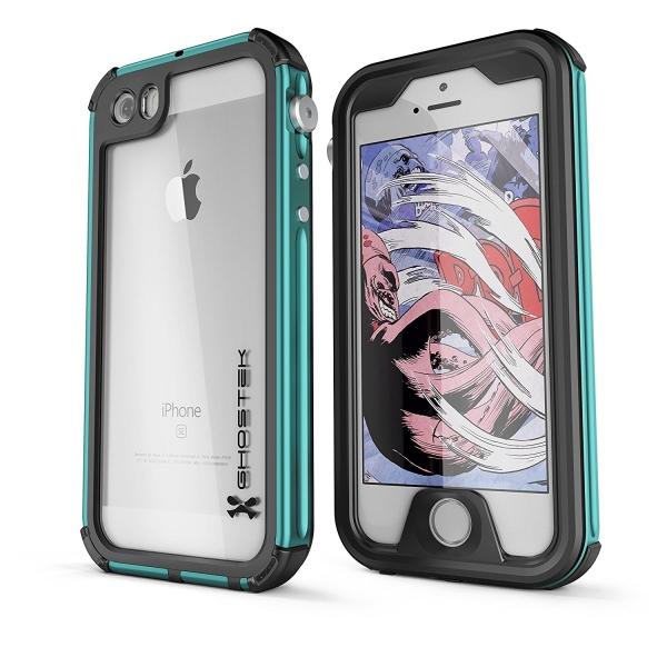 Ghostek Apple iPhone 5/5S/SE Atomic 3 Serisi Su Geçirmez Kılıf