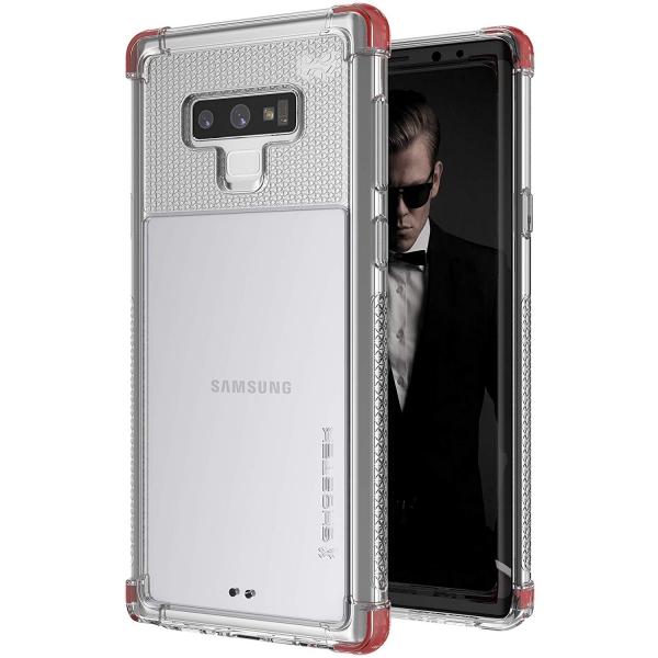 Ghostek Galaxy Note 9 Covert 2 Şeffaf Kılıf (MIL-STD-810G)