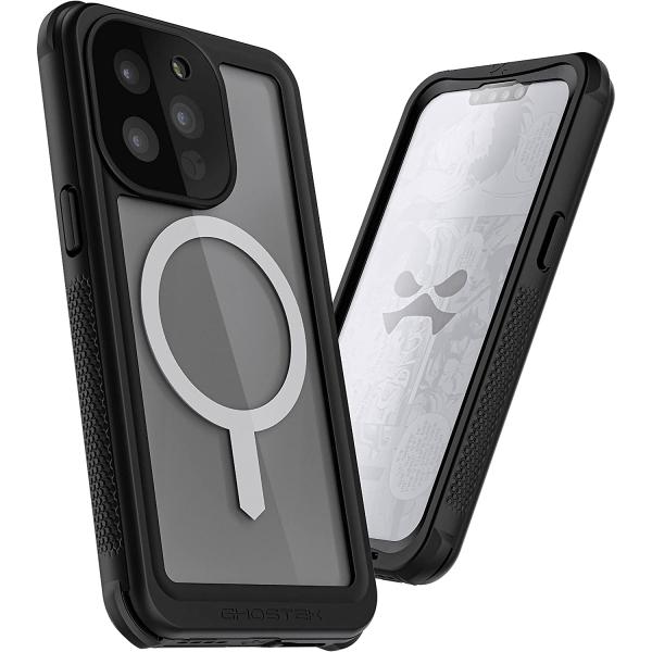 Ghostek Nautical Serisi iPhone 13 Pro Su Geçirmez Kılıf (MIL-STD-810G)