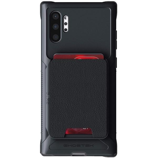 Ghostek Note 10 Plus Exec Manyetik Cüzdan Kılıf (MIL-STD-810G)