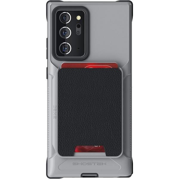 Ghostek Galaxy Note 20 Ultra Exec Manyetik Cüzdan Kılıf (MIL-STD-810G)