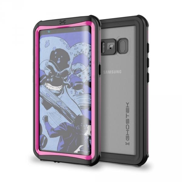 Ghostek Samsung Galaxy S8 Plus Nautical Serisi Su Geçirmez Kılıf