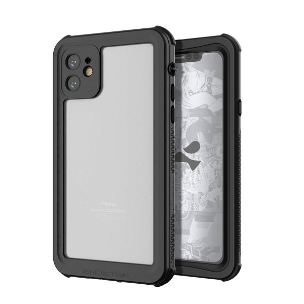 Ghostek iPhone 11 Natural 2 Su Geçirmez Kılıf (MIL-STD-810G)
