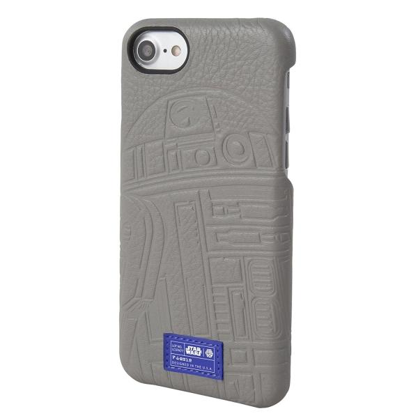 HEX iPhone 8 Star Wars Deri Kılıf (Sınırlı Sayıda)
