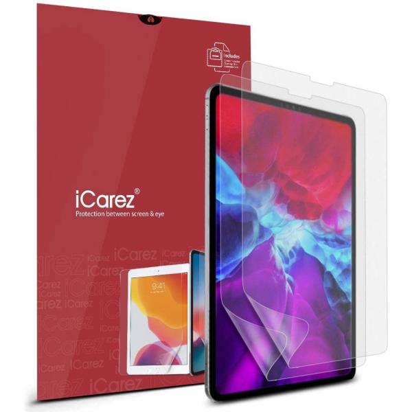 iCarez iPad Air 4 Mat Ekran Koruyucu Film (10.9 inç)(2 Adet)