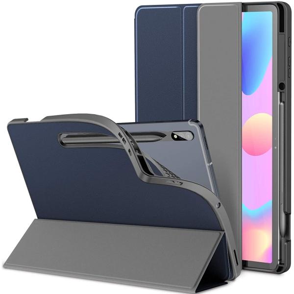 Infiland Galaxy Tab S7 Plus Kılıf (12.4 inç)