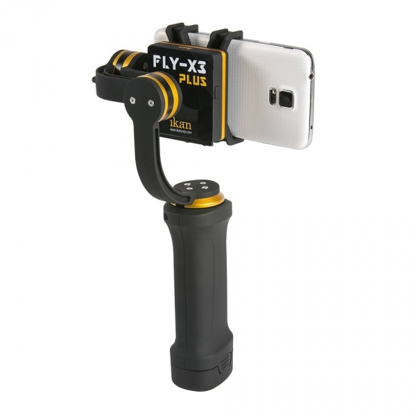 Ikan Akıllı Telefon/Kamera İçin Gimbal