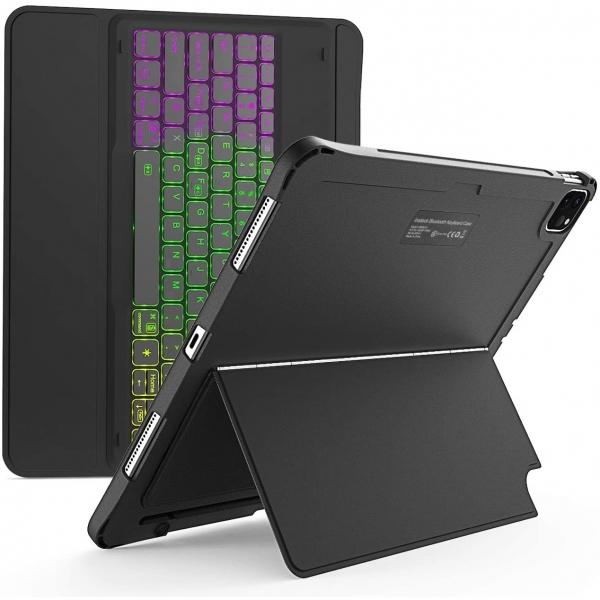 Inateck iPad Pro Aydınlatmalı Klavyeli Kılıf (12.9 inç)