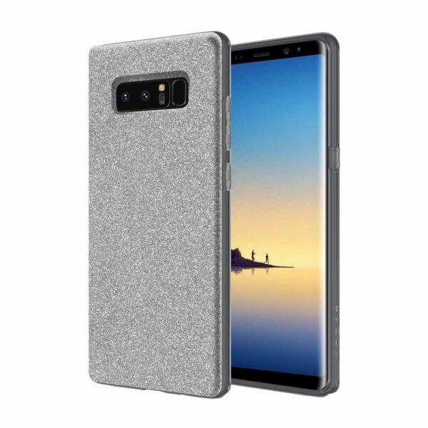 Incipio Samsung Galaxy Note 8 Midnight Chrome Kılıf