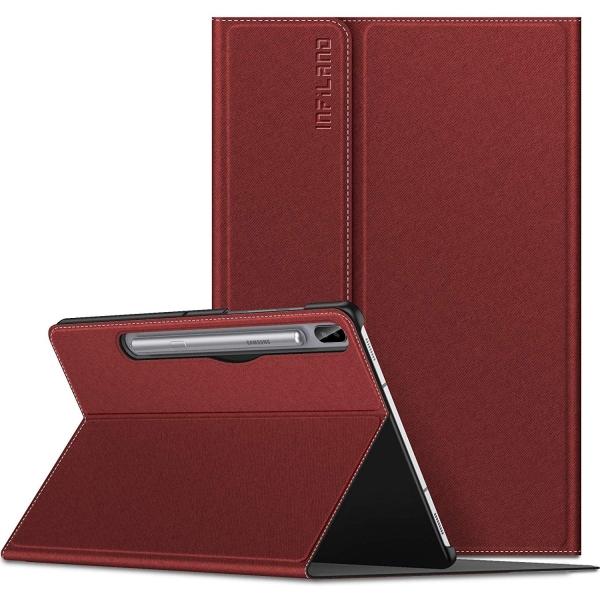 Infiland Galaxy Tab S6 Standlı Kılıf (10.5 inç)