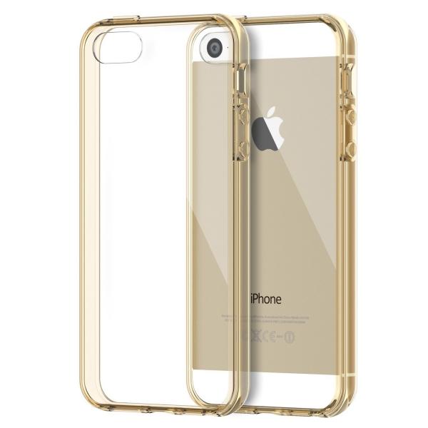 JETech Apple iPhone SE/5S/ 5 Bumper Kılıf