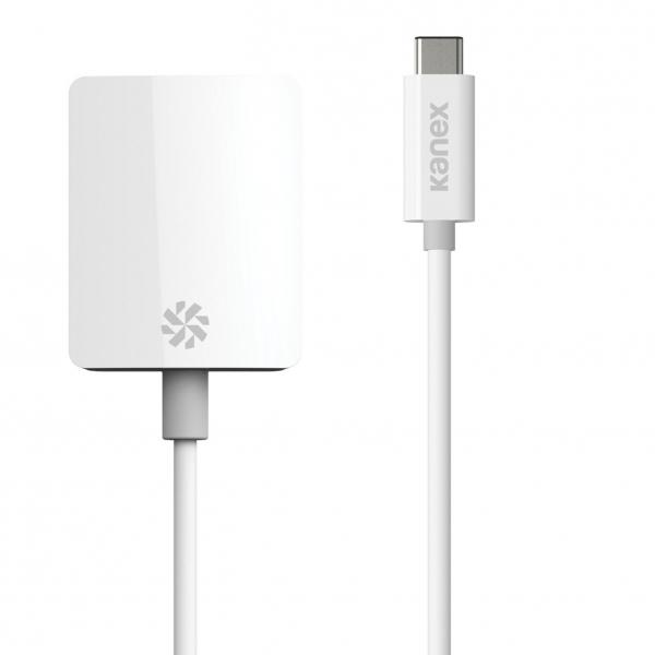 Kanex USB C to VGA Adaptör (21 cm)