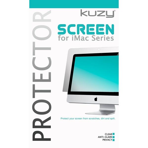 Kuzy iMac Şeffaf Ekran Koruyucu (27 inç)