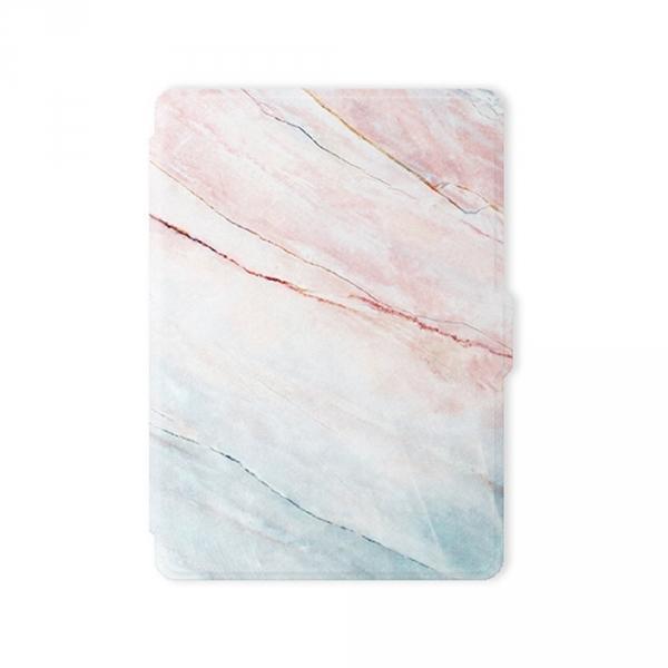 Leminimo Kindle Paperwhite Mermer Desen Kılıf