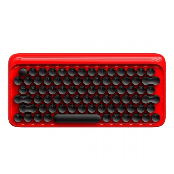 Lofree DOT Bluetooth Mekanik Klayve (Red)