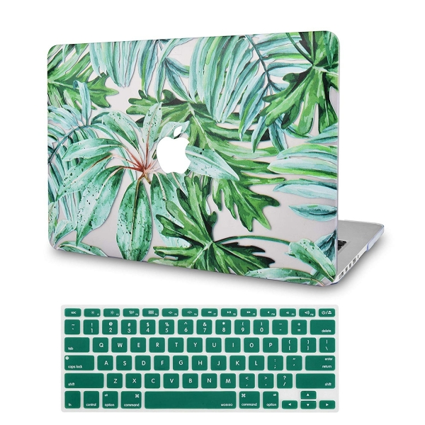 LuvCase Retina Ekran Macbook Air Kılıf (13 inç)(2018)