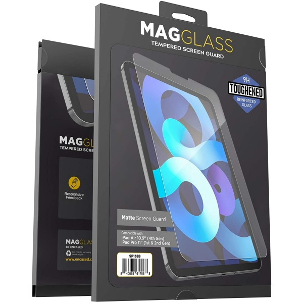 Magglass iPad Air 4 Mat Cam Ekran Koruyucu (10.9 inç)