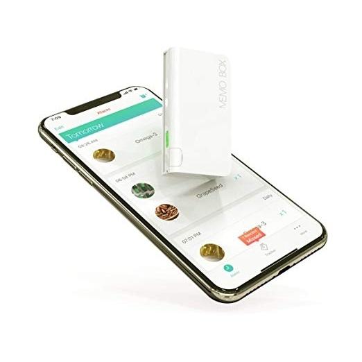 Memo Box Mini Akıllı İlaç Kutusu