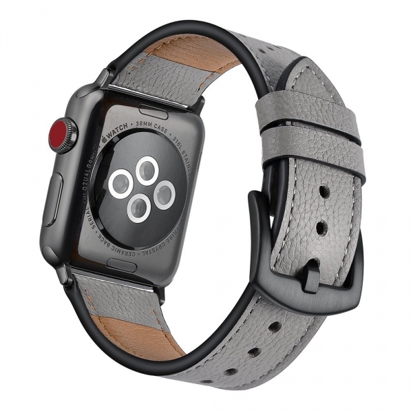Mifa Apple Watch Deri Kayış (42mm)