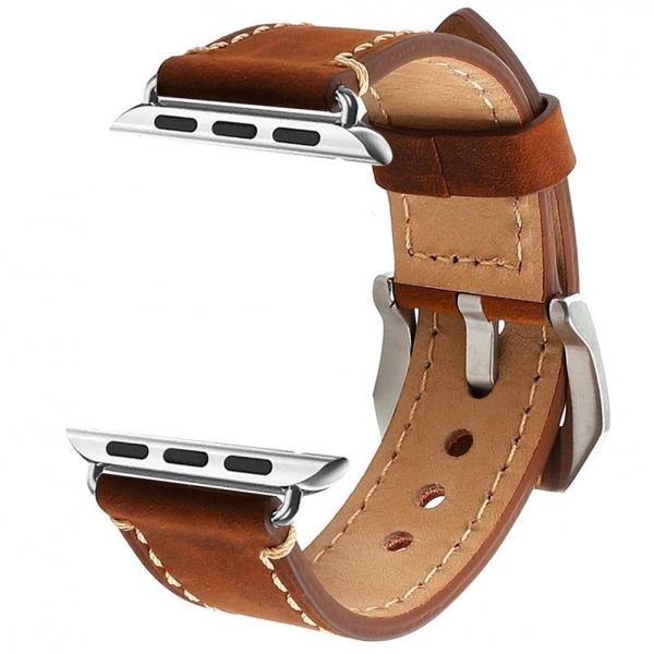 Mkeke Apple Watch Deri Kayış (42mm)