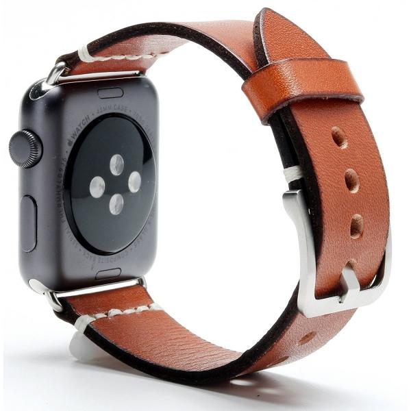 Mkeke Apple Watch Vintage Deri Kayış (42mm)
