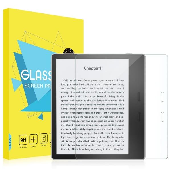 MoKo Kindle Oasis Temperli Cam Ekran Koruyucu (7 inç)