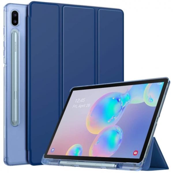 MoKo Samsung Galaxy Tab S6 Kalem Bölmeli Kılıf (10.5 inç)