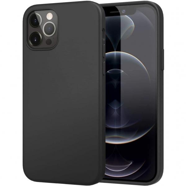 MoKo iPhone 12 Silikon Kılıf