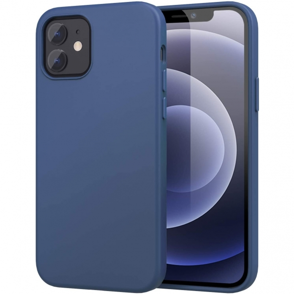 MoKo iPhone 12 Mini Silikon Kılıf