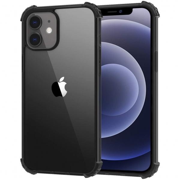 MoKo iPhone 12 Mini Şeffaf Kılıf