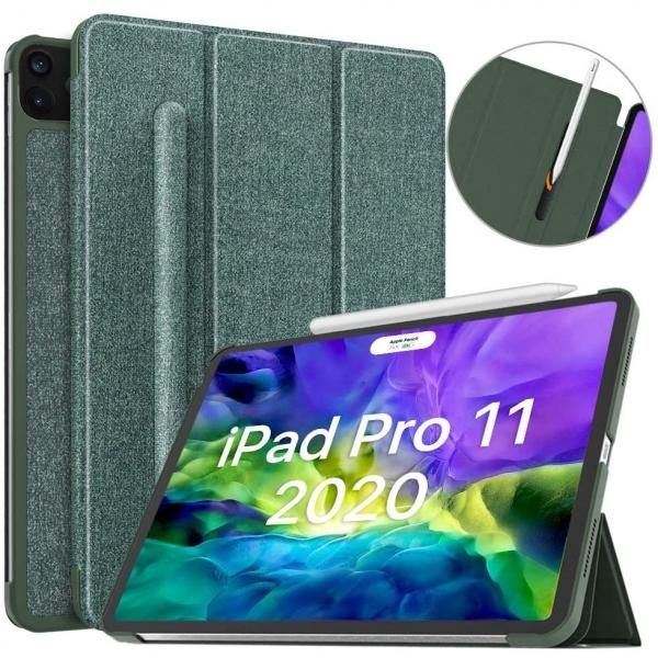 Moko iPad Pro Kalem Bölmeli Kılıf (11 inç)(2.Nesil)
