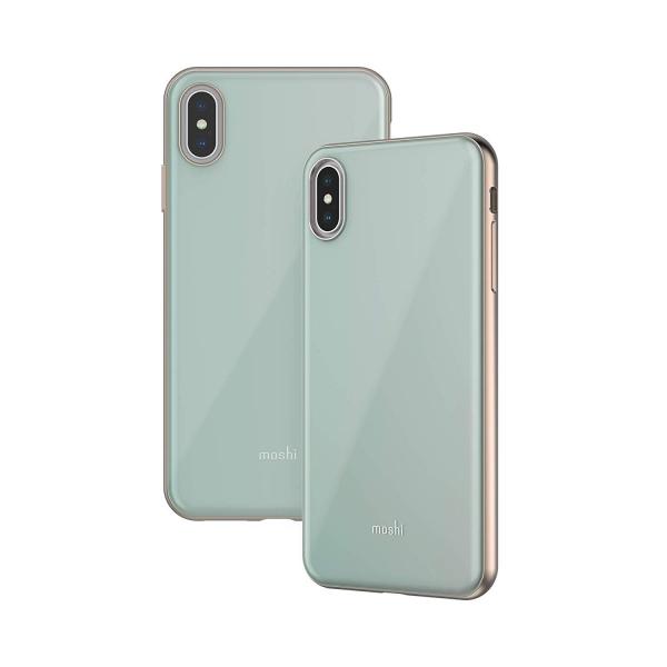 Moshi iPhone XS Max iGlaze Serisi Kılıf (MIL-STD-810G)