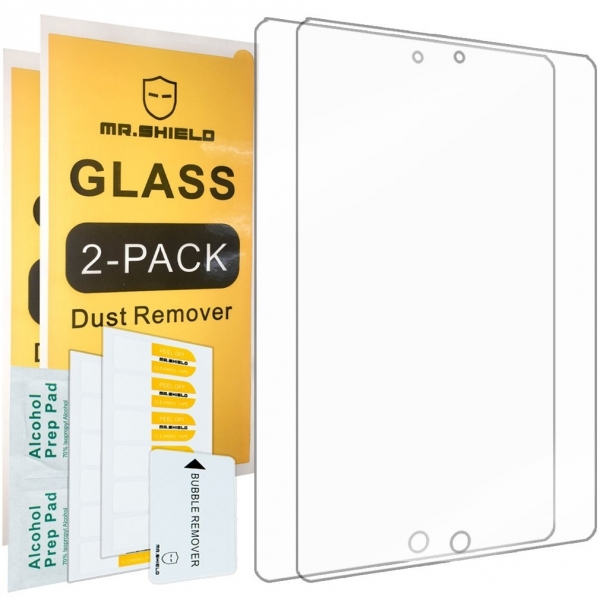 Mr Shield Apple iPad Mini Temperli Cam Ekran Koruyucu (2 Adet)