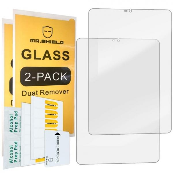Mr Shield Galaxy Tab S4 Cam Ekran Koruyucu (10.5 inç) (2 Adet)
