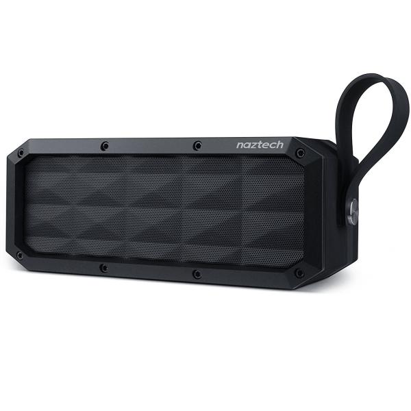 Naztech Suya Dayanıklı Portatif Bluetooth Hoparlör
