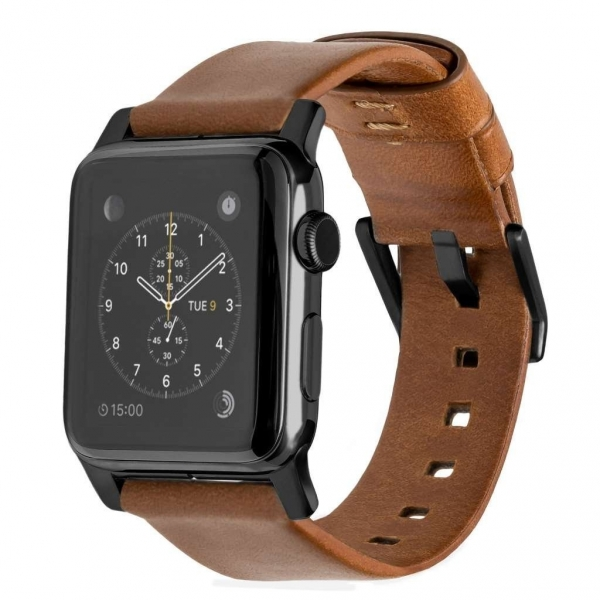 Nomad Apple Watch Modern Deri Kayış (42mm)