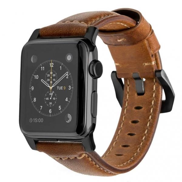 Nomad Apple Watch Deri Kayış (42mm)