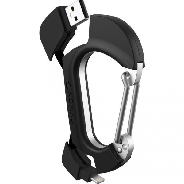 Nomad Micro USB Klipsli Şarj Kablosu