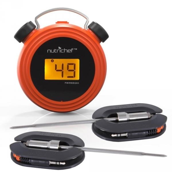 Nutrichef Akıllı Bluetooth Izgara Termometresi