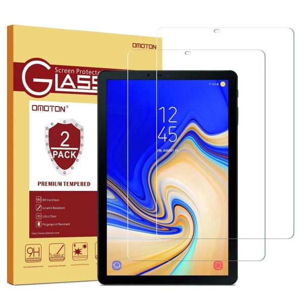 OMOTON Samsung Galaxy Tab S4 Ekran Koruyucu (10.5inç)(2 Adet)