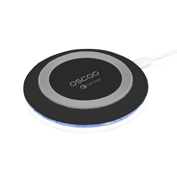 OSCOO Qi Kablosuz Hızlı Şarj Cihazı